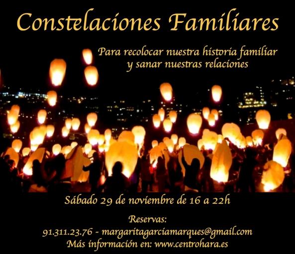 Constelaciones Familiares noviembre 2014