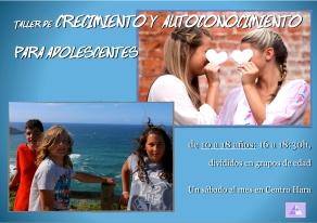 ADOLESCENTES OTOÑO 2015 - 2